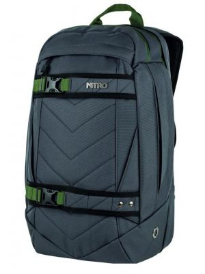 Batoh Nitro Aerial pirate black 27l