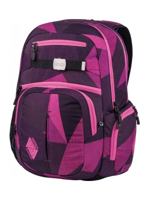 Batoh Nitro Hero fragments purple 37l