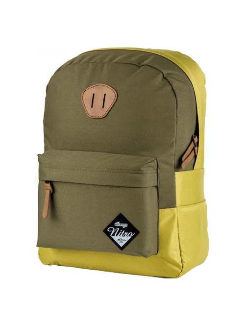 Batoh Nitro Urban Classic golden mud 20l