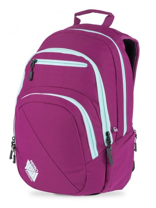 Batoh Nitro Stash grateful pink 29l