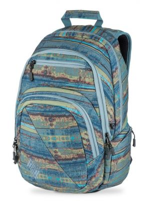 Batoh Nitro Stash frequency blue 29l
