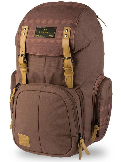 Batoh Nitro Weekender northern patch 42l