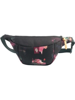 Ledvinka Nitro Hip Bag black rose