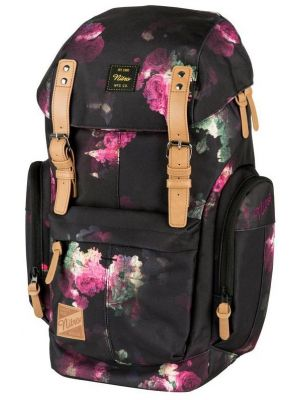 Batoh Nitro Daypacker black rose 32l