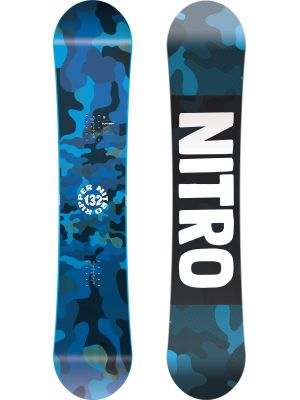 Snowboard Nitro Ripper Youth 19/20