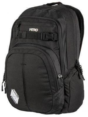 Batoh Nitro Chase true black 35l