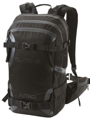 Batoh Nitro Slash Black out 25l