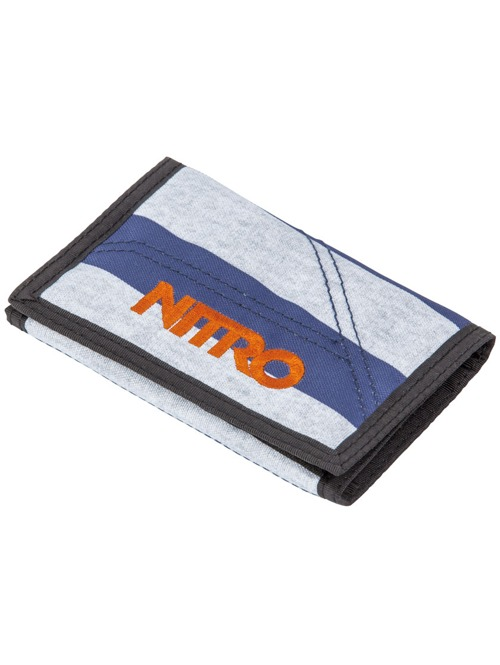 Peněženka Nitro Wallet Heather Stripe