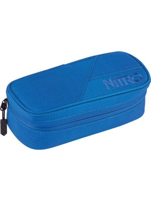 Penál Nitro Pencil Case Blur Brill. Blue