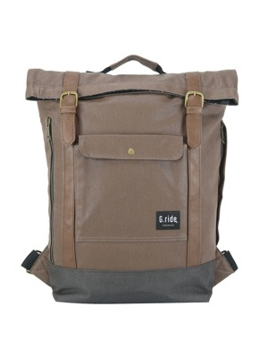 Batoh G.ride Balthazar brown 15l