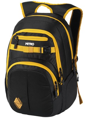 Batoh Nitro Chase golden black 35L