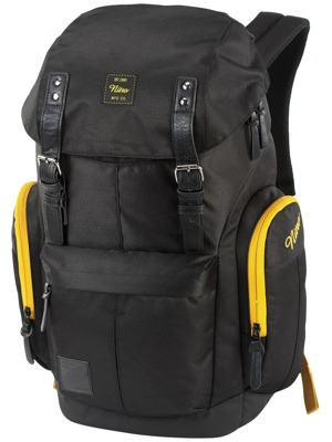 Batoh Nitro Daypacker Golden Black 32l