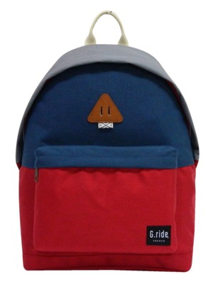 Batoh G.Ride Auguste Navy/Red 16L