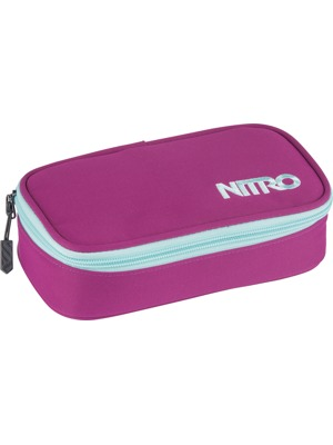 Penál Nitro Pencil Case XL Grateful Pink