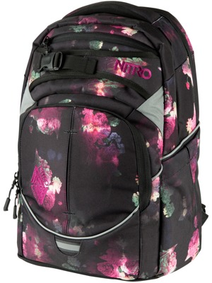 Batoh Nitro Superhero Black Rose 30l