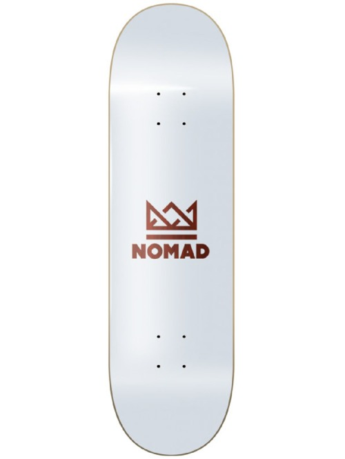 Skate deska Nomad Crown brown MEDIUM