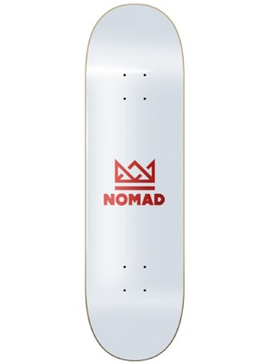 Skate deska Nomad Crown red MEDIUM