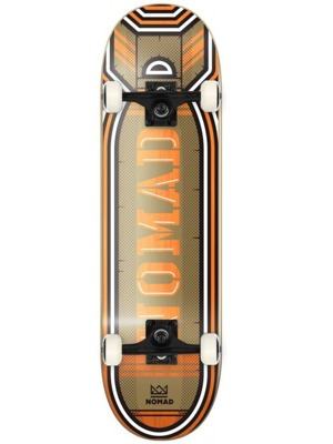 Skateboard Nomad Bomb orange