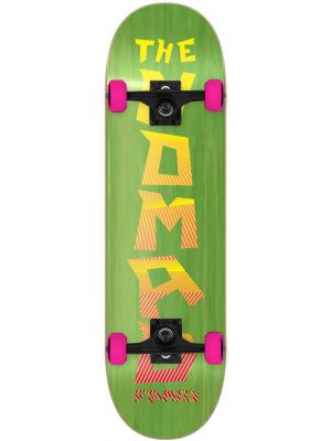 Skateboard Nomad Wire In lime