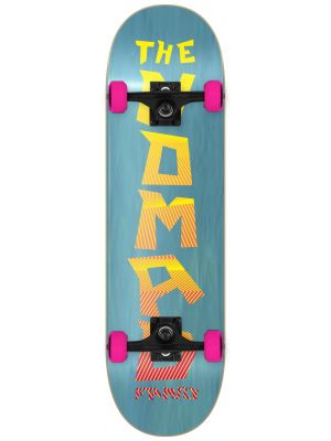 Skateboard Nomad Wire In blue