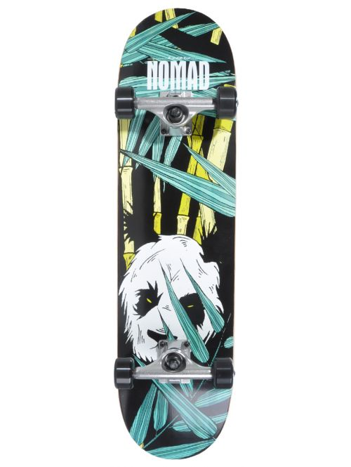 Skateboard Nomad Jungle Dirty Panda