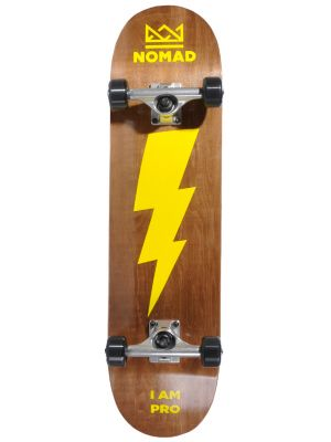 Skateboard Nomad Thunder brown