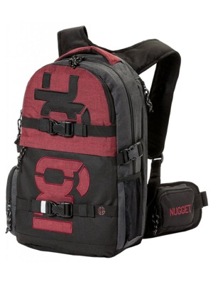 Batoh Nugget Arbiter 4 black, heather red 30l