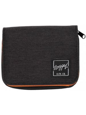 Peněženka Nugget Aurora black heather, orange