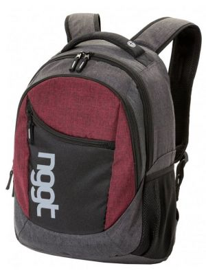 Batoh Nugget Rapid 2 heather grey heather red 26l