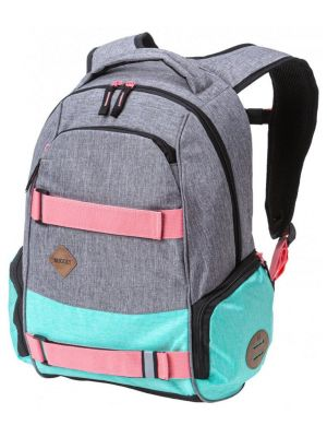 Batoh Nugget Bradley 3 ht. grey ht. light mint black 24l