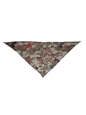 Šátek Nxtz Single Layer Bandana Crush camo