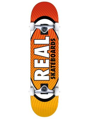Skateboard Real Oval Heatwave 7,75