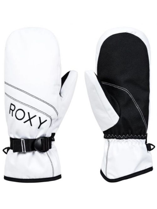 Rukavice Roxy Jetty Solid Mitt bright white