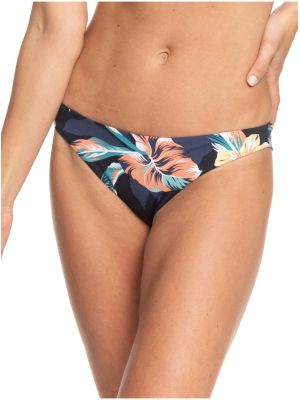 Plavky Roxy PT Beach Classics Mini Bottom anthracite tropicoco