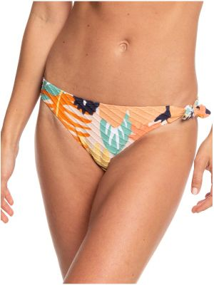 Plavky Roxy Swim The Sea Mod Bottom peach blush bright skies