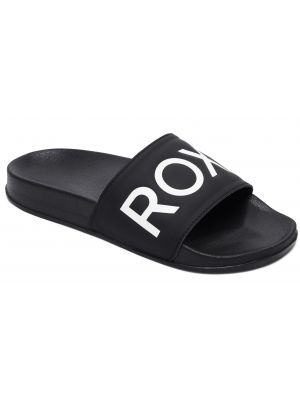 Pantofle Roxy Slippy black