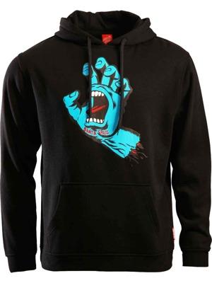 Pánská mikina Santa Cruz Screaming Hand black 099945f9c1