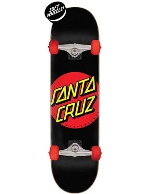 Skateboard Santa Cruz Classic Dot Super Micro