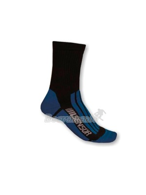 Ponožky Sensor Treking Evolution black-blue