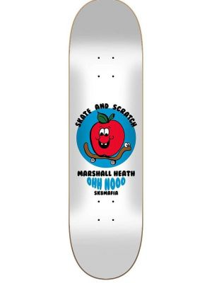 Skate deska Sk8Mafia Skate And Scratch Marshall Heath