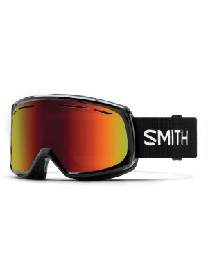 Brýle Smith Drift black red Sol-X mirror 19/20