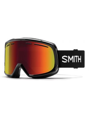 Brýle Smith Range black red Sol-X mirror 19/20
