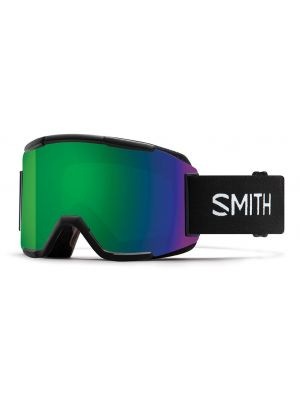 Brýle Smith Squad 19/20 black ChromaPop™ Sun Green Mirror