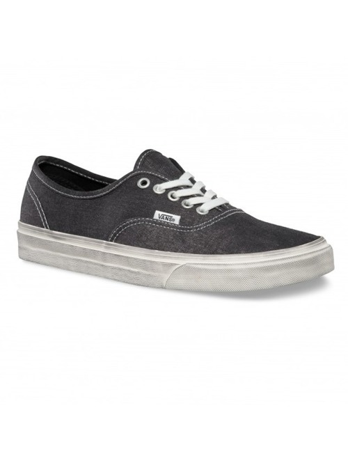 Boty Vans Authentic overwashed black