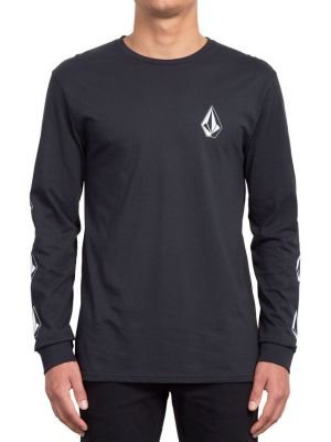 Tričko Volcom Deadly Stone Black