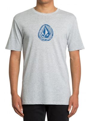 Tričko Volcom Sub Stone Bsc Heather Grey