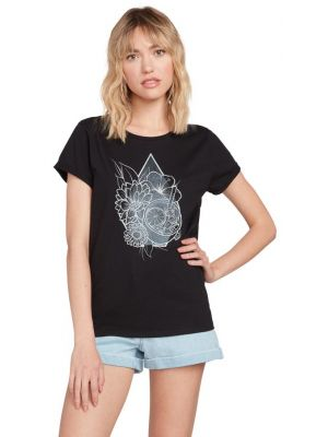 Tričko Volcom Radical Daze black