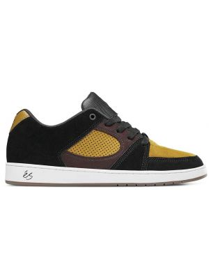 Boty éS Accel Slim black brown